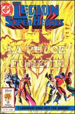 PLAY SAGA #    19 - THE LEGION OF SUPER HEROES 2 (DI 5)