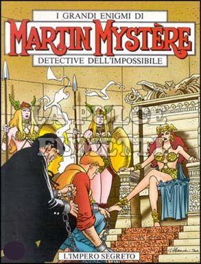 MARTIN MYSTERE #   220: L'IMPERO SEGRETO