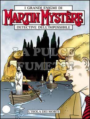 MARTIN MYSTERE #   224: L'ISOLA DEI MORTI