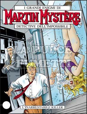 MARTIN MYSTERE #   229: L'INARRESTABILE KILLER