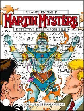 MARTIN MYSTERE #   230: LA FORMULA DI RAMANUJAN