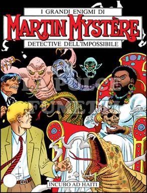 MARTIN MYSTERE #   231: INCUBO AD HAITI