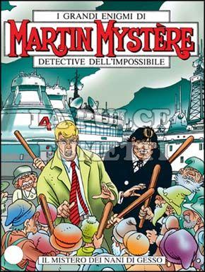 MARTIN MYSTERE #   234: IL MISTERO DEI NANI DI GESSO
