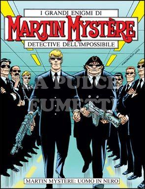 MARTIN MYSTERE #   236: MARTIN MYSTERE: UOMO IN NERO