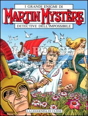 MARTIN MYSTERE #   238: LA LEGGENDA DI ULISSE