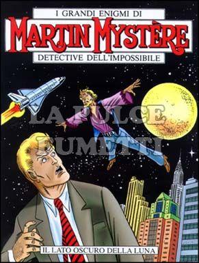 MARTIN MYSTERE #   239: IL LATO OSCURO DELLA LUNA