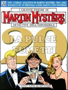 MARTIN MYSTERE #   241: VENT'ANNI DI MYSTERI