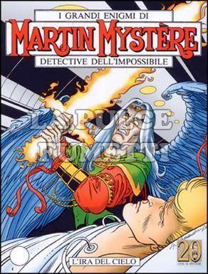 MARTIN MYSTERE #   245: L'IRA DEL CIELO
