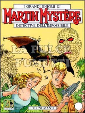 MARTIN MYSTERE #   247: I TECNOMANTI