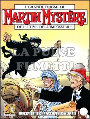 MARTIN MYSTERE #   248: LE SABBIE DELL'ASIA CENTRALE