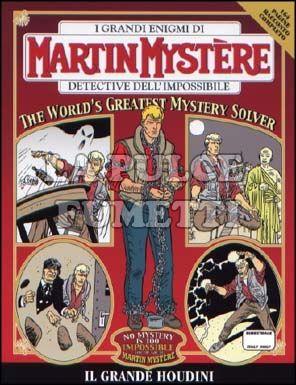 MARTIN MYSTERE #   285: IL GRANDE HOUDINI
