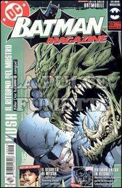 BATMAN MAGAZINE #     3