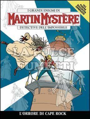 MARTIN MYSTERE #   286: L'ORRORE DI CAPE ROCK