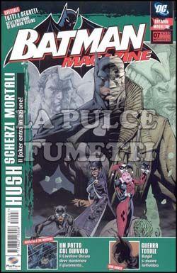 BATMAN MAGAZINE #     7