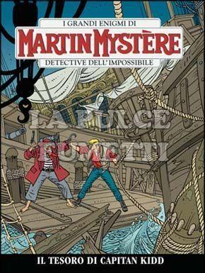 MARTIN MYSTERE #   287: IL TESORO DI CAPITAN KIDD