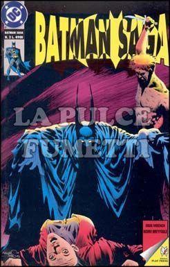 BATMAN SAGA #     2 - KNIGHTFALL
