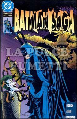 BATMAN SAGA #     3 - KNIGHTFALL