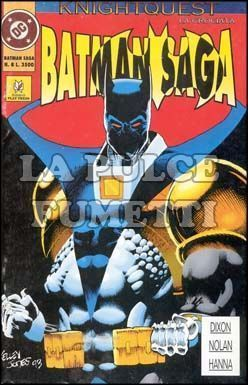 BATMAN SAGA #     8 - KNIGHTQUEST LA CROCIATA