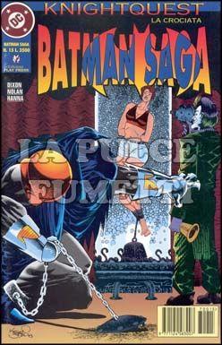 BATMAN SAGA #    15 - KNIGHTQUEST LA CROCIATA