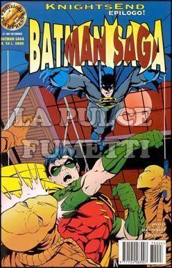 BATMAN SAGA #    24 - KNIGHTSEND EPILOGO