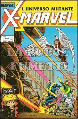 X-MARVEL #     4