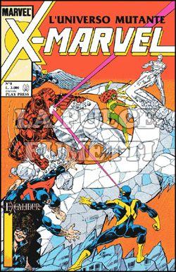 X-MARVEL #     8