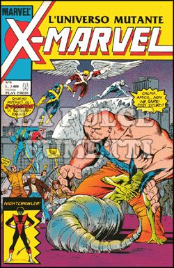 X-MARVEL #     9