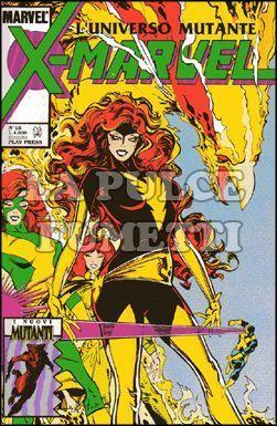 X-MARVEL #    15