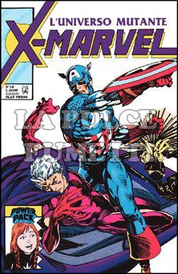 X-MARVEL #    19