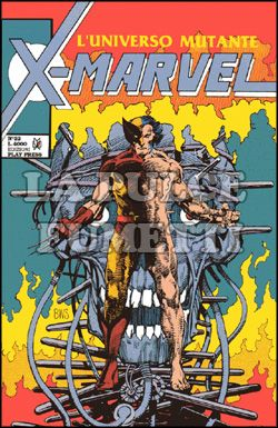 X-MARVEL #    22