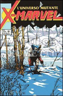 X-MARVEL #    23