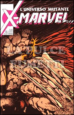 X-MARVEL #    24 - LUCCA