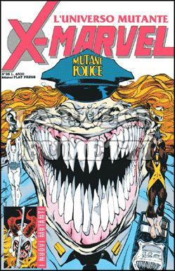 X-MARVEL #    35