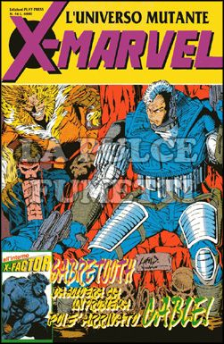 X-MARVEL #    46