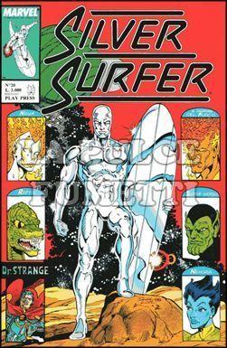 SILVER SURFER #    20