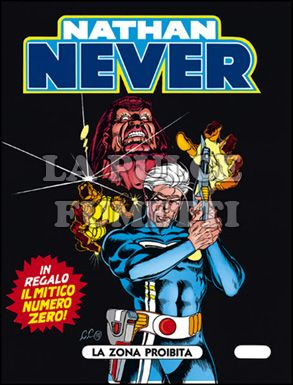 NATHAN NEVER #     7: LA ZONA PROIBITA