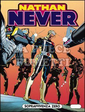 NATHAN NEVER #    17: SOPRAVVIVENZA ZERO