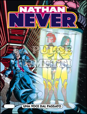 NATHAN NEVER #    33: UNA VOCE DAL PASSATO