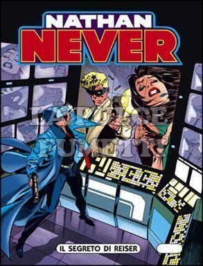 NATHAN NEVER #    40: IL SEGRETO DI REISER