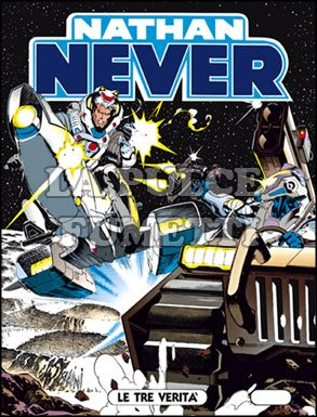 NATHAN NEVER #    41: LE TRE VERITA'