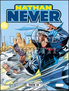 NATHAN NEVER #    57: THOR 14
