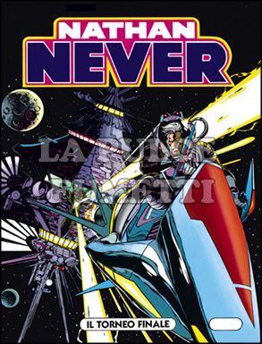 NATHAN NEVER #    59: IL TORNEO FINALE