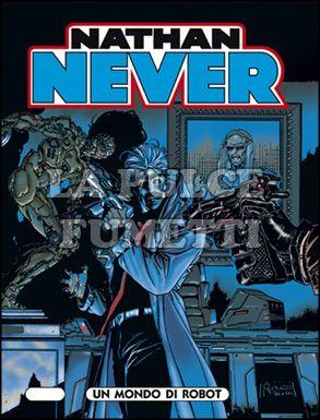 NATHAN NEVER #    73: UN MONDO DI ROBOT