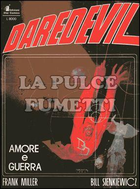 DEVIL SPECIALE #     1: AMORE E GUERRA
