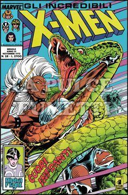 INCREDIBILI X-MEN #    28: CUORI INFRANTI