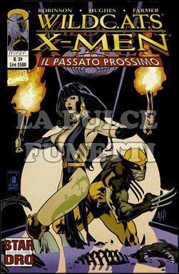 STAR MAGAZINE ORO #    39 - X-MEN / WILDCATS: IL PASSATO PROSSIMO