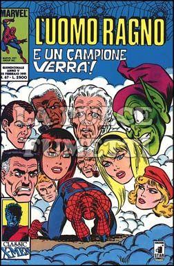 UOMO RAGNO #    67: E UN CAMPIONE VERRA'!