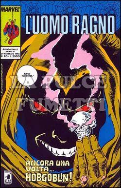 UOMO RAGNO #    90: ANCORA UNA VOLTA...HOBGOBLIN!
