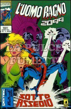 UOMO RAGNO 2099 #    10: SOTTO ASSEDIO