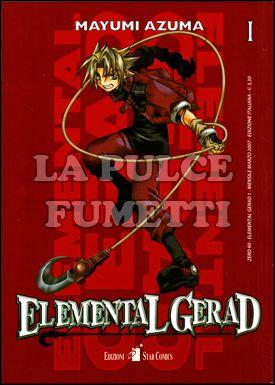 ZERO #    90 - ELEMENTAL GERAD  1
